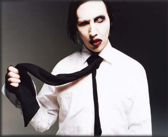 Enter to Marilyn Manson homepage